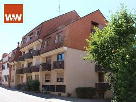 Attraktive Studenten-Wohnung  in zentraler Lage  von Germersheim!