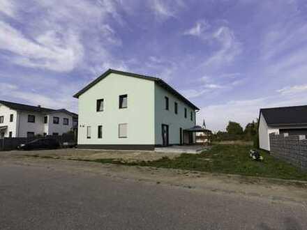 Großes Niedrigenergiehaus mit Einliegerwohnung