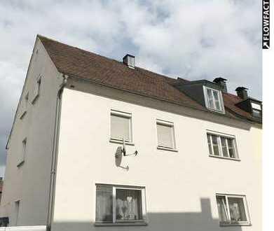 Renovierungsbedürftige Doppelhaushälfte in Schwandorf