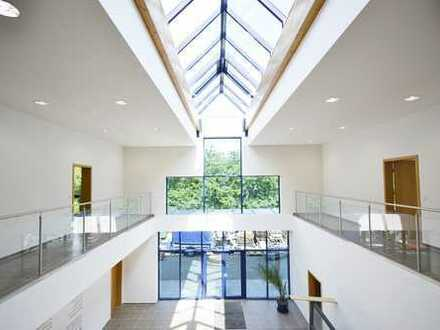 Repräsentative Büroeinheit! Moderne Ausstattung - EDV Verkabelung - Lichtdurchflutet