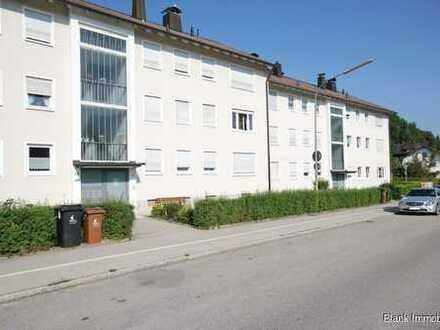 Möblierte und gepflegte 2-Zimmer Wohnung - in Marktoberdorf