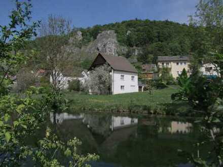 Idyllisches Haus in Essing (Kreis Kehlheim) mit Garten, von privat, provisionsfrei