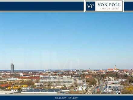 Über den Dächern von Augsburg