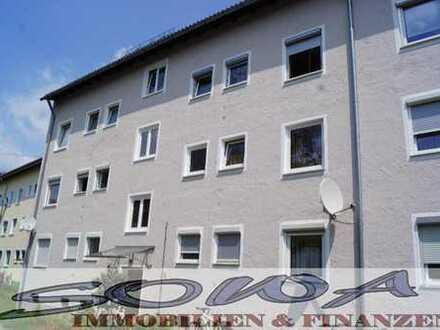 3 Zimmer – Wohnung in Neuburg - Ostend - Ein Wohnung von Ihrem Immobilienpartner: SOWA Immobilien...
