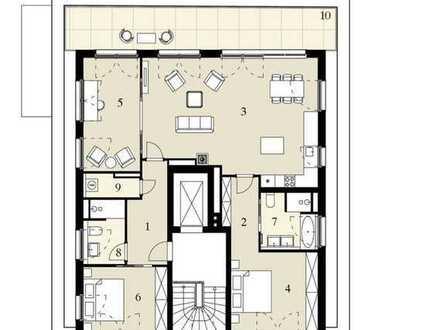 4-Zimmer-Penthouse der Premiumklasse!