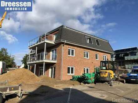 Büsum: Neubau-Eigentumswohnung Nr. 2 mit 3 Zimmern im Erdgeschoss auf ca. 1200 m² Eigenland