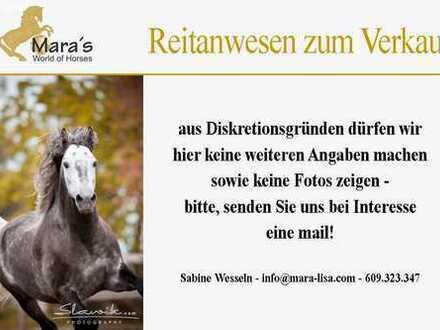 Reitanlage westlich von München zu verkaufen