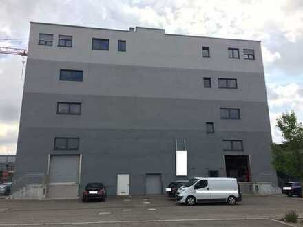 Lager und Büro Dornstadt - provisionsfrei