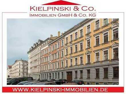 ! Denkmalgeschütztes Zinshaus im beliebten Schleußig !