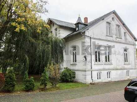 Beeindruckende Villa aus der Gründerzeit mit herrlichem, großem Grundstück an der Nordsee!