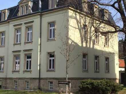 Dreizimmerwohnung in Plauener Höhenlage
