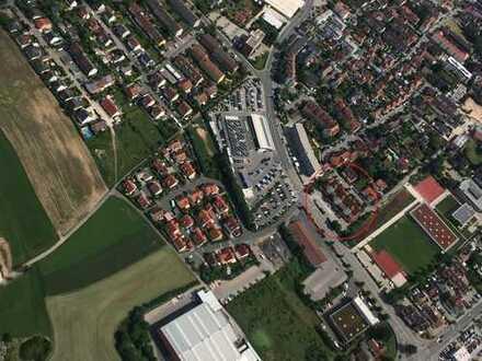 Einzelhandelsfläche an stark frequentierter Fachmarktlage in Schwabach
