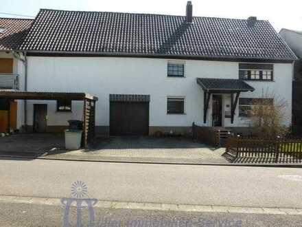 Preiswertes Wohnhaus im Bliestal