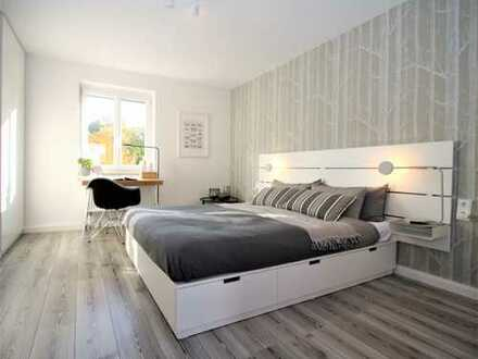 Exklusive, komplett möblierte 2-Zimmerwohnung in Untermenzing