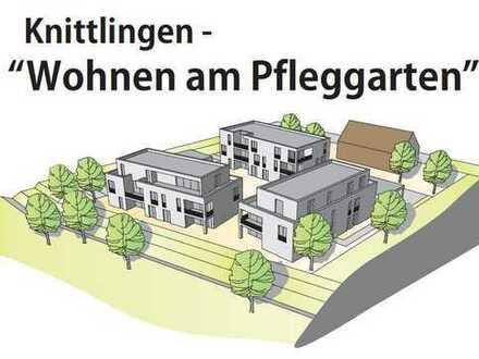 Modernes Wohnen am Pfleggarten in Knittlingen