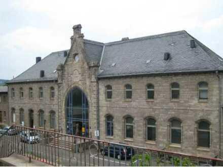 zentral gelegene Gewerbefläche im Bahnhof Suhl zu vermieten