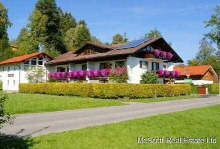 Bezauberndes Gästehaus in Füssen   100m bis zum Forggensee