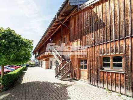 Modernes, attraktives Dachgeschoß-Galeriebüro