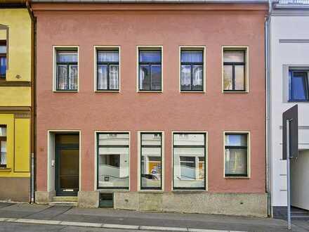 Wohn- und Geschäftshaus im Zentrum von Reichenbach