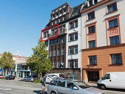 RESERVIERT! Schöne 2-Zimmer Wohnung im denkmalgeschützten Altbau