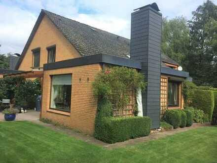 """""""Haus im Haus"""" - 3-4 Zimmer Maisonette Wohnung mit Gartenanteil in bevorzugter Lage von Tangstedt!"""