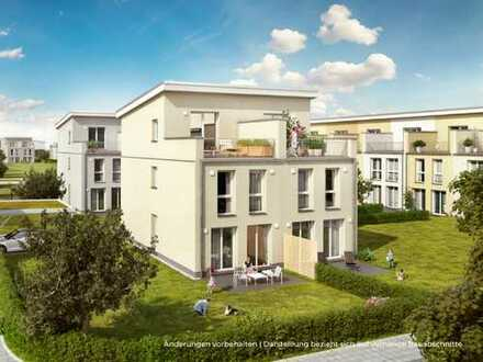 Es grünt so grün - Wohnglück auf 144 m² im Doppelhaus GREEN.