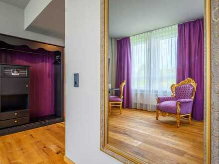 Stylishes Hotel-Appartement inklusive Gym im Raum Reutlingen-Metzingen