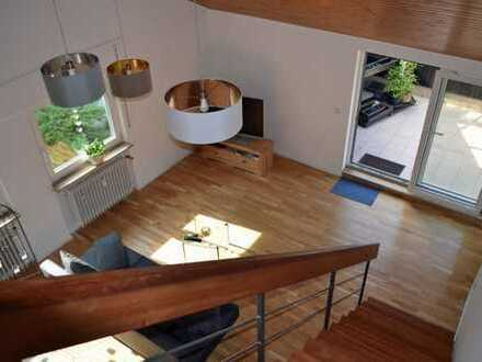 Kapitalanlage 2,5 Zi. Maisonette Wohnung