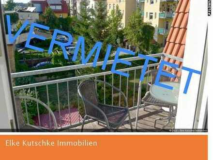 2-Raum Wohnung mit Balkon in Bautzen