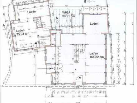 1-A Gewerbefläche in Bünde zu vermieten (Ankauf möglich)