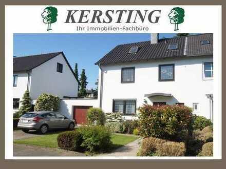 KR-Bockum! Wunderschöne Doppelhaushälfte in Traumlage mit großem Grundstück!