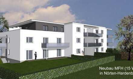Neubauwohnungen mit Blick ins Leinetal!