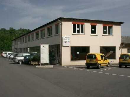 Möckmühl, Büroraum, erweiterbar, Lagerfläche (eben) zumietbar, 2008 modernisiert