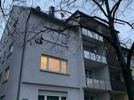 Schöne DG Wohnung in sehr guter Lage