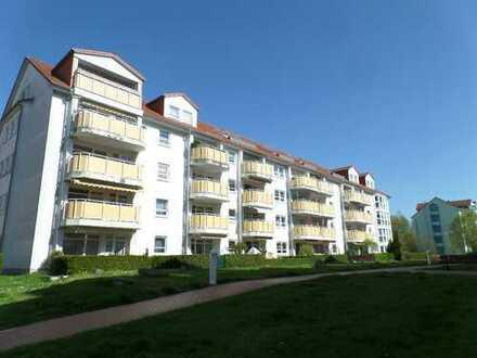 Vermietete 4-Zimmer- Wohnung in Bernaus beliebter Lage mit Gäste-WC, TG-Stellplatz inklusiv