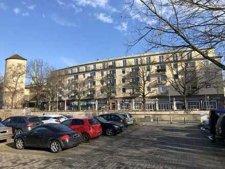 TOP LAGE - Wohnen in der Altstadt direkt an der Leine - 3 Zimmer Wohnung mit 3 Balkone