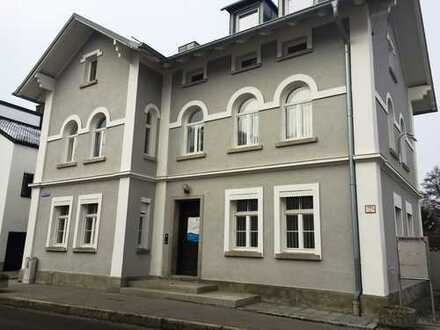 Büro/Praxisräume in Gründerzeit-Villa