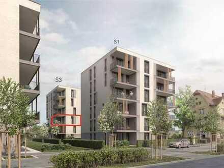 2-Zimmer-Wohnung im 2. Obergeschoss - Mitten in Heidenheim