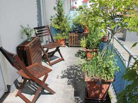 Wunderschöne sonniger 3,5 Maisonettewohnung in ruhiger Lage