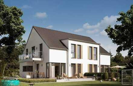 Zweifamilienhaus in Stil einer Doppelhaushälfte!!! Bringen Sie Ihren Nachbarn doch gleich mit!!!