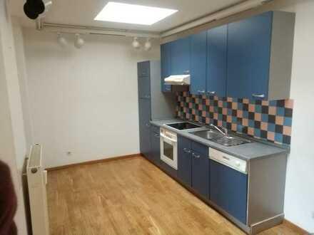 Modernisierte 2-Zimmer-Wohnung mit Einbauküche in Hauptstraße, Reilingen