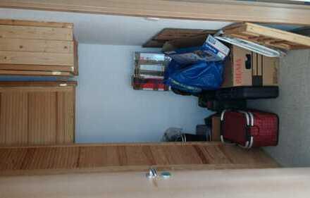 Schönes kleines Zimmer 10 qm sucht gelegentlichen Pendler