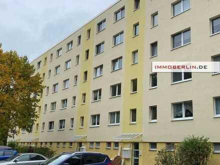 IMMOBERLIN.DE - Sehr angenehme Lage! Helle vermietete Wohnung mit Südloggia