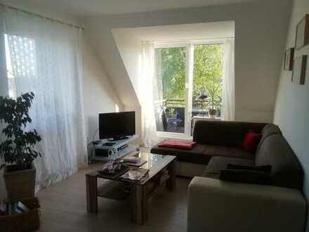 2-Zimmer Wohnung im Grünen