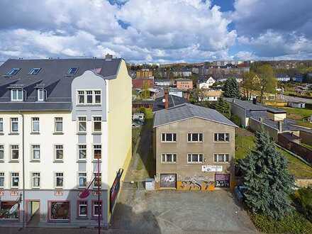 Gewerbeobjekt /Baulücke in Chemnitz-Kaßberg