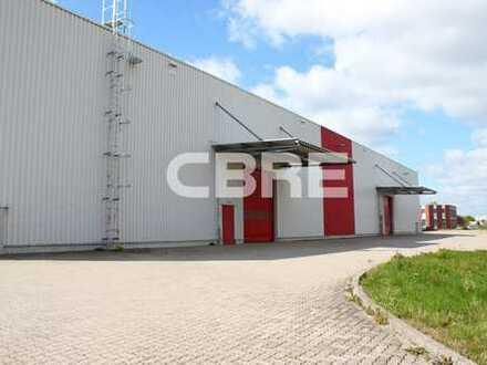 Hallen mit Bürogebäude in bester Lage in Leipzig