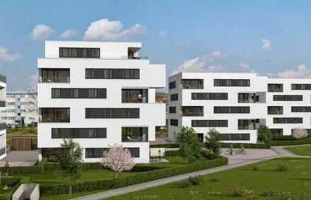 Exklusive, neuwertige 3-Zimmer-Terrassenwohnung mit grossem Garten in Bietigheim-Bissingen