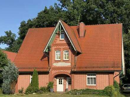 Kirchlinteln – Bendingbostel: Endlich Platz: moderne 7-Zimmer Maisonett-Whg in ländlicher Idylle