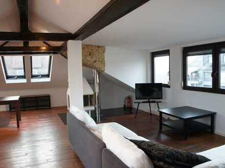 +++Helle möblierte 4 Zimmer Wohnung in ruhiger und zentraler Lage+++