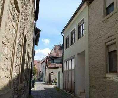Wohnen in der mittelalterlichen Altstadt von Volkach